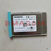 1pc Used Storage Card 6es7952-1kt00-0aa0 Tested Fully Fast Delivery Sm9t