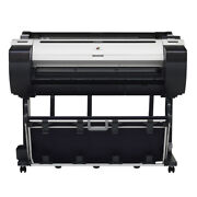 Canon Imageprograf Ipf785 36 Inch Color Large Format Inkjet Printer 1 Roll Feed