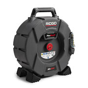 Ridgid K9-204 64273 Flexshaft Drain Cleaning Machine With 70and039 Cable