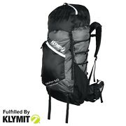 Klymit Motion 60 Backpack Ultra-light Camping Backpacking - Brand New