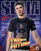 Poster - Lamelo Ball Slam Magazine Photo Poster 36 By 24 Inch