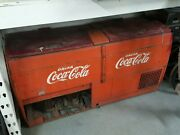 Coca Cola Ice Chest Cooler By Westinghouse