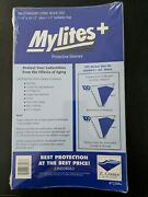 100 Mylites+ And Full Backs Set Current Size By E Gerber 700m+ 675fb Great Value