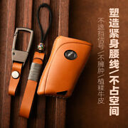 Lexus Leather Key Chain Ring Cover Case Shell Holder Es200 Es300h Ux260 F Sport