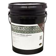 Wallpaper Adhesive Clear Heavy Duty Pasting Machine Glue Contractor Pro838 5 Gal