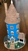 Moomin House Candle Holder Limited In 2000 Pieces Finland Rare From Japan F/s 4m