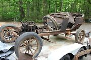 1919 Chevrolet 490 Touring Car For Restoration Or Parts Chevy