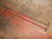 Ford 881 800 Series Tractor Original Steering Tie Rod To Gear Box Control Arms