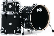 Pdp By Dw Concept Maple Cm Bop 14x18 8x12 14x14f 3-pc Shell Pack New