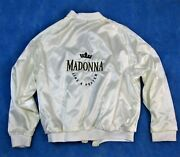 Madonna Promo Jacket Like A Prayer Sire Record 1989 Made In Usa Vintage Rare