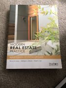 Modern Real Estate Practice 19th Edition, Study Guide And Flash Cards