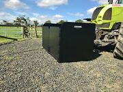 Large Transport Box 2m X 1m X 1m Sheep Carrier Front Or Rear Mounting Andpound600+vat