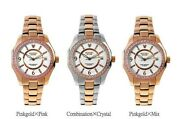 Disney Wrist Watch Mickey Mouse Ladies 3 Colors 50m Water Resistance