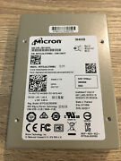 Gyt27 Mtfdjal3t8mbu Micron 3.84tb 12g Sff 2.5and039and039 Sas Ssd Solid State Drive