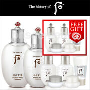 The History Of Whoo Gongjinhyang Seol Radiant White 2pcs Special-korean Skincare