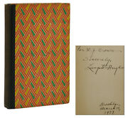 Fine Clothes To The Jew Signed By Langston Hughes First Edition 1st 1927