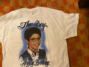Drake Happy Birthday Rap T Shirt Air Brush Friends And Family 2018 New Size 4xl