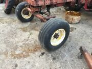 Farmall Ih 706 Tractor Wide Frontend Widefront 11l X 14 Sl Front Tires Rims