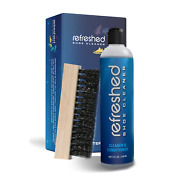 Refreshed Shoe Cleaner And Conditioner Starter Kit + Brush