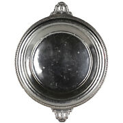 1913 Antique Hotel Silver Dish Bowl Plate Tray, Biltmore New York, Gorham Gm Co