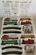 Bachmann Train Locomotives Boxcars And Other Parts