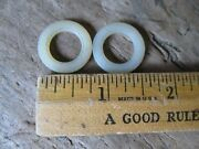 Nos 50and039s-80and039s Chevy 302 327 350 396 427 454 Oil Pan Plug Gasket Pr Gm 3921989
