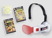 Green And Red Saiyan Scouter From Nycc 2013 Set Dragonball Z New Sealed Electronic