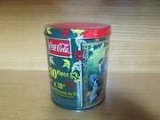Sealed Coke Coca-cola Jigsaw Puzzles 200 Pieces 16 By 20 In Collector Tin