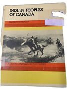 Indian Peoples Of Canada Exlib By Patterson E. Palmer