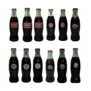 Coca Cola Bottling Co 100th Anniversary Commemorative Collectible Bottles, New