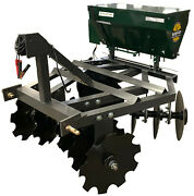 Micro Food Plots Brand Disc/seeder Combo Unit 4andprime