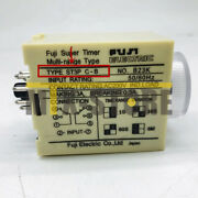 1pcs New For Mind Time Relay St3pc-b Ac220v