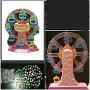Lot Squinkies Figures / Musical Ferris Wheel Playset And More