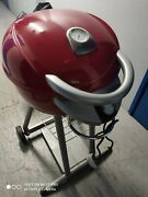 Char-broil Patio Bistro Electric Grill Red With Cover / Pick-up Only
