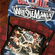 Special Ring Side Commemorative Chair Wwe Pro Wrestling From Japan Very Rare R7