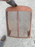 Allis Chalmers Wd45 Wd 45 Tractor Original Ac Front Nose Cone Grill