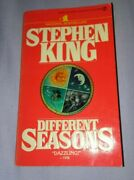 Different Seasons By Stephen King 1st Signet Edition Paperback