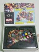 Pdp Versus Fighting Pad Marvel Edition Wired Controller Xbox 360 Brand New