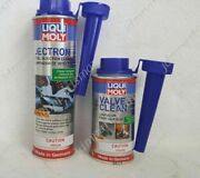 Liqui Moly Jectron + Valve Clean - Fuel Injector Cleaner Kit