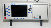 Exfo Iq-203 With Iq-5240 Optical Spectrum Analyzer With Manuals And Software Iq200
