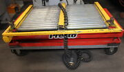 2000 Lbs. X 48 X 24 Presto Xl36-20 Hydraulic Scissor Lift Table