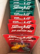 1965 Mattel Switch-n-go Air-switch-pak And Flexible Tube Track-pak Lost In Space
