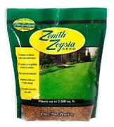 Zenith Zoysia Grass Seed 100 Pure Seeds 2 Lbs. Tested 2021