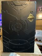2009 Sdcc Hot Toys Mms101 Iron Man Mark Iii Gunmetal Silly Things Tk Exclusive
