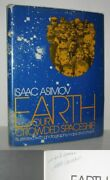 Isaac Asimov / Earth Our Crowded Spaceship Signed 1st Edition 1974