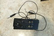 Cessna Airplane Aircraft 150 172 Headphone Jack Controller Panel Switch Board