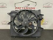 2005 Ford Mustang Electric Cooling Radiator And Ac Condensor Fan Motor Assembly