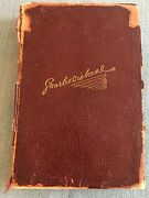 Antique Book Hard Times By Charles Dickens John C. Winston Great Britain 1914