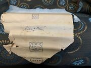Q.r.s. Piano Roll. 961. Whispering Hope. Signed