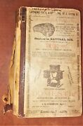 A A Compiler Bynon / Los Angeles City And County Directory 1886 7 In Three 1st M